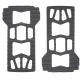 Spark R&D Baseplate Padding Kit -Cutout